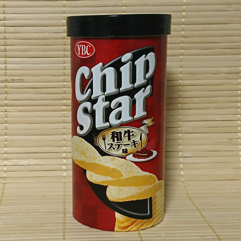 Chip Star - Beef Steak (Stout Can)