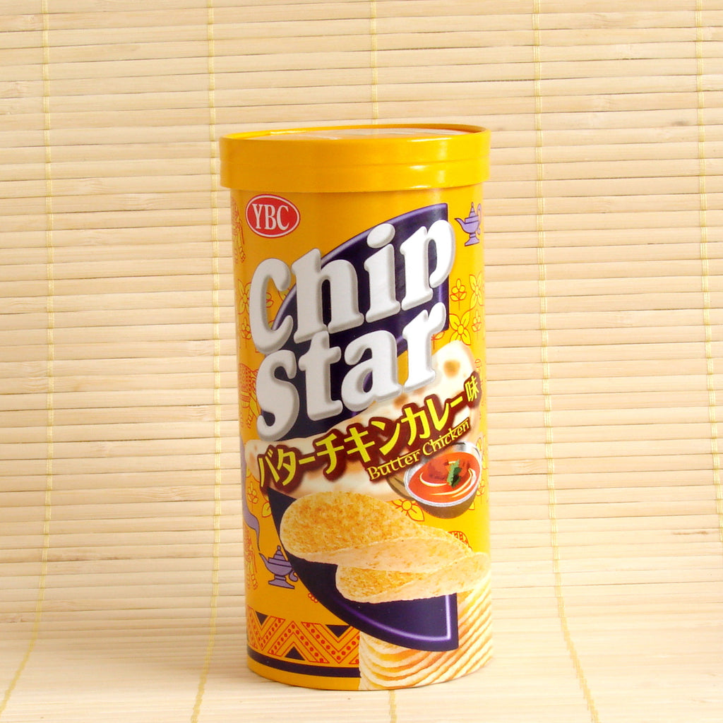 Chip Star - Butter Chicken (Stout Can)