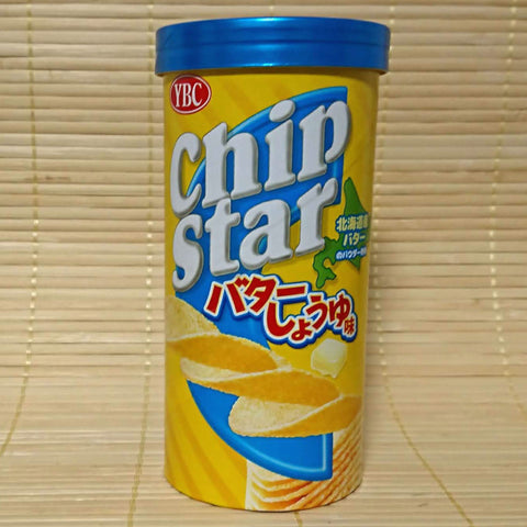 Chip Star - Butter (Shoyu) Soy Sauce Stout Can