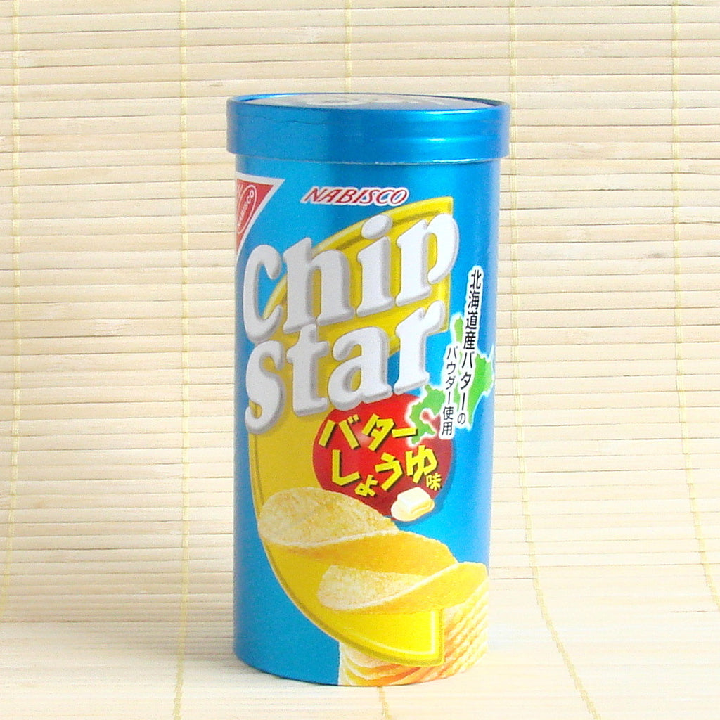 Chip Star - Butter Soy Sauce (Stout Can)