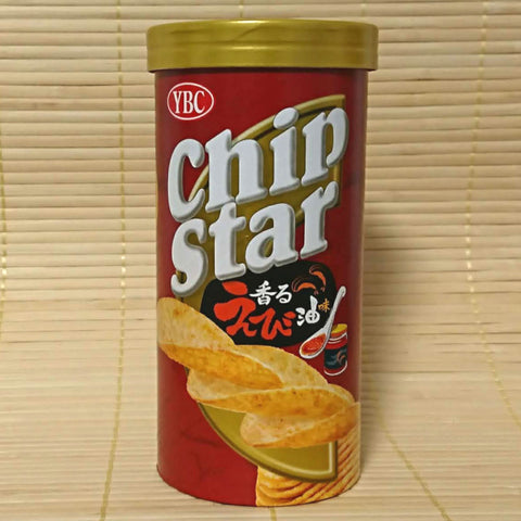 Chip Star - Savory Shrimp Oil (Stout Can)