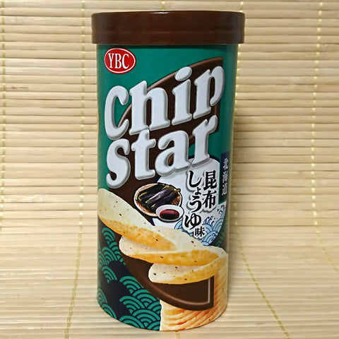 Chip Star - Soy Sauce Kelp (Stout Can)