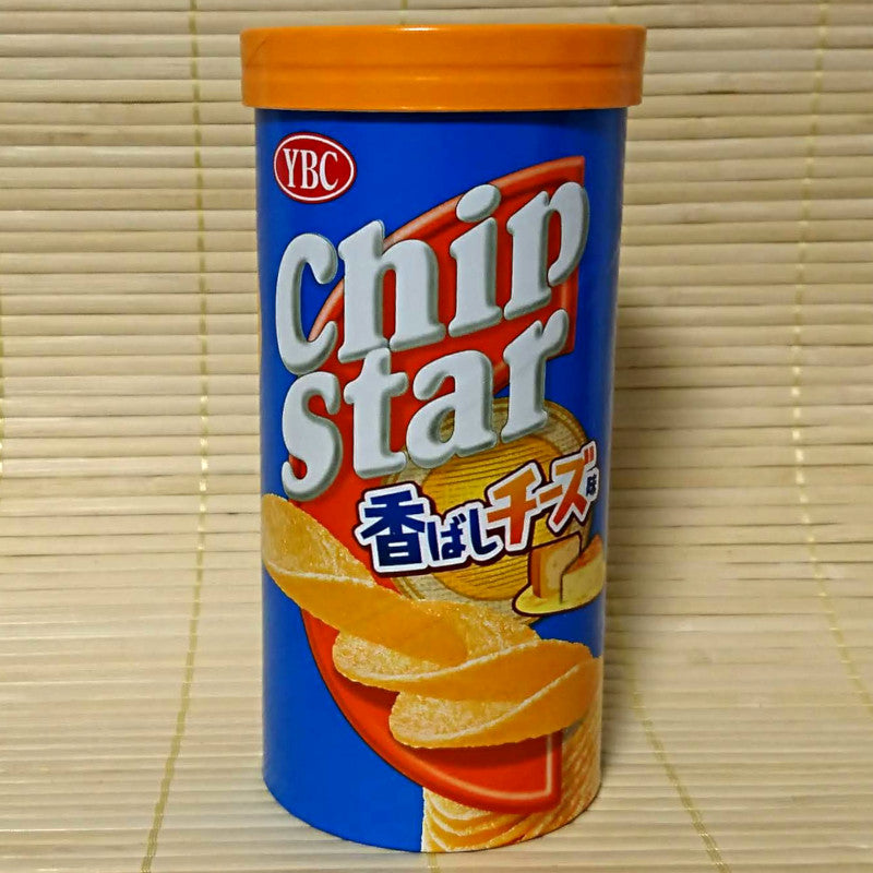 Chip Star - Savory Cheese (Stout Can)
