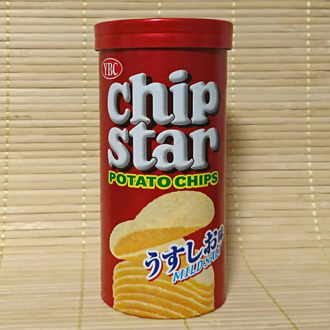 Chip Star - Mild Salt (Stout Can)