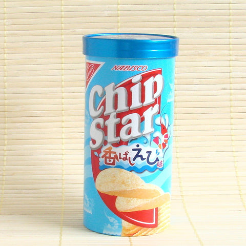 Chip Star - Grilled Shrimp (Stout Can)