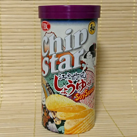 Chip Star - Soy Sauce (Stout Can)