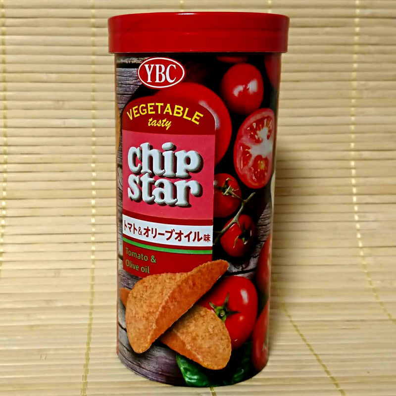 Chip Star - Tomato & Olive Oil (Stout Can)