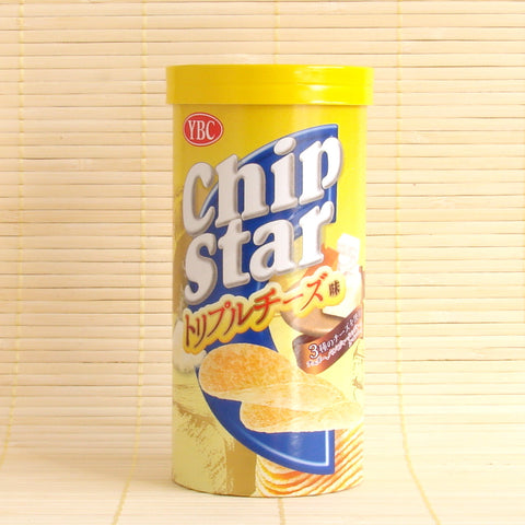 Chip Star - Triple Cheese (Stout Can)