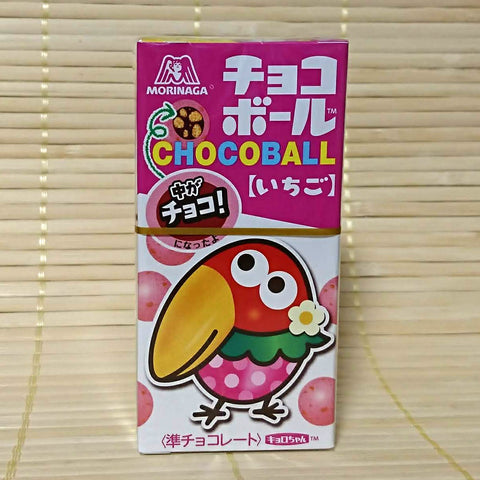 Choco Ball - Strawberry