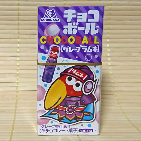 Choco Ball - Grape Ramune
