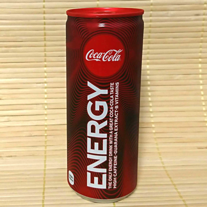 Coca Cola - ENERGY Drink Soda