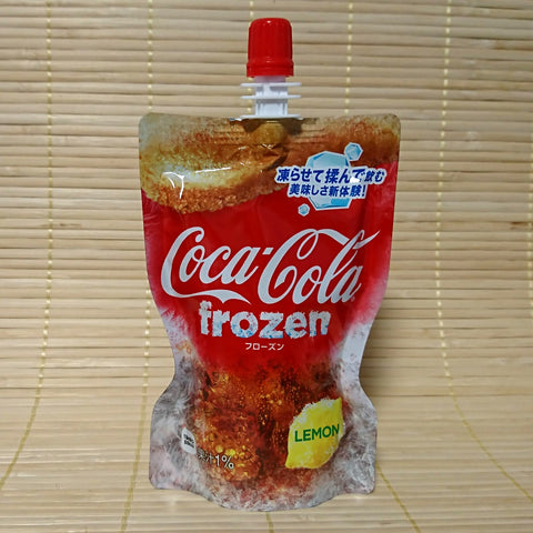 Coca Cola FROZEN - Lemon (Pouch)