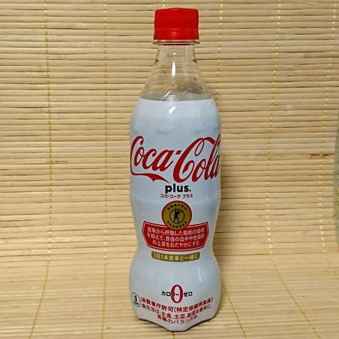Coca Cola - PLUS (with Dietary Fiber)