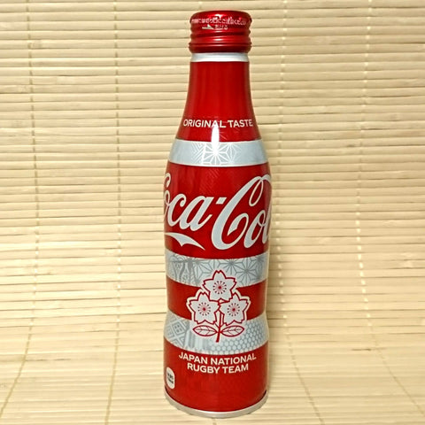 Coca Cola - Japan Rugby Team Aluminum Bottle