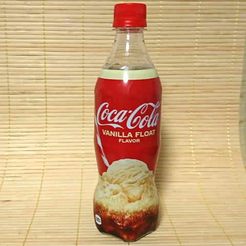 Coca Cola - Vanilla Float