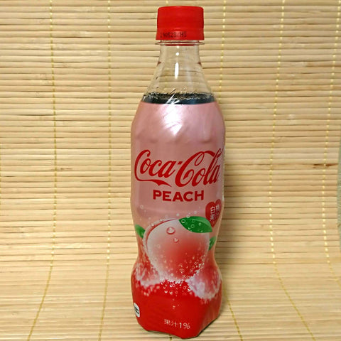 Coca Cola - White Peach