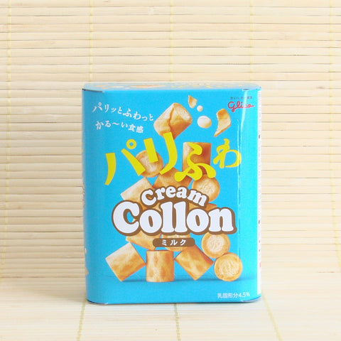 Collon Filled Cookies - Milk Cream