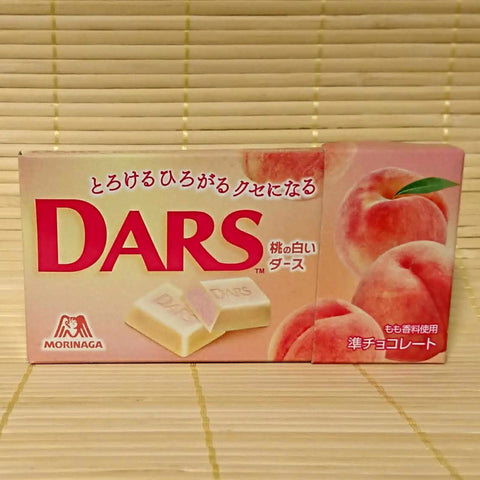DARS Chocolate - Peach