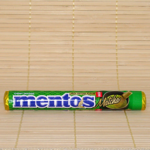 Mentos - Rich Green Tea (Matcha)