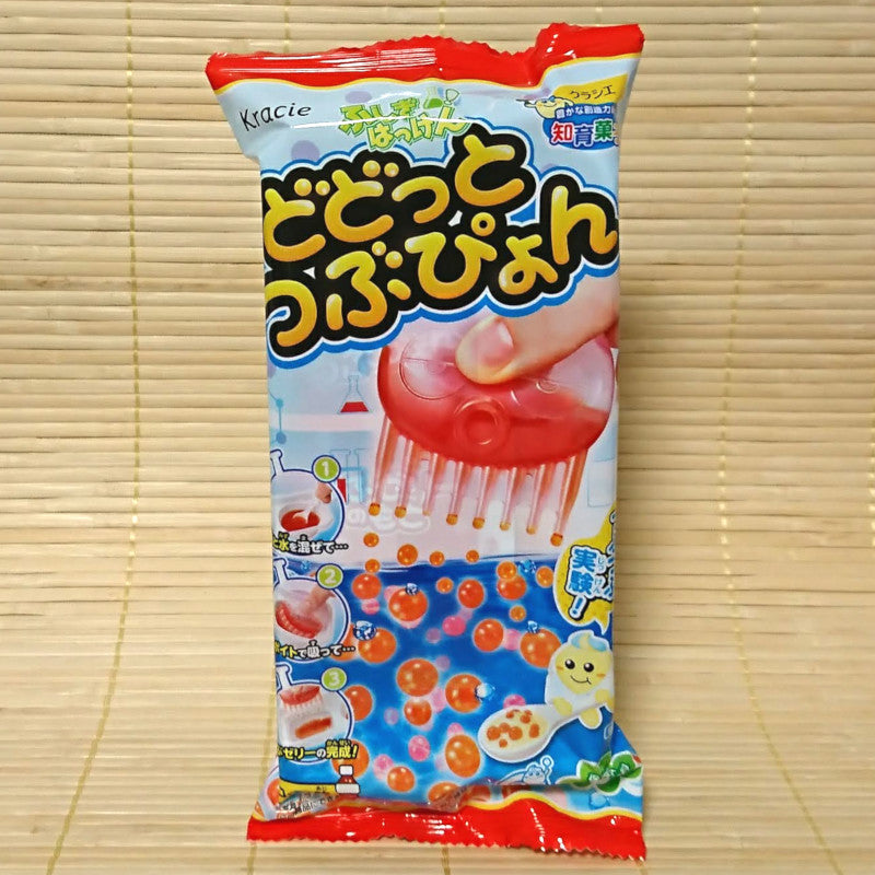 Dodotto Tsubupyon Octopus Gummy Kit - Cola