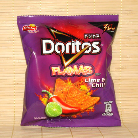 Doritos - Flamas Lime & Chili
