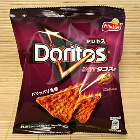 Doritos - HOT Tacos