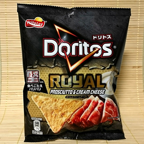 Doritos Royal - Prosciutto & Cream Cheese