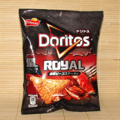 Doritos Royal - Rich Beefsteak