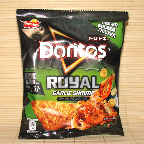 Doritos Royal - Garlic Shrimp