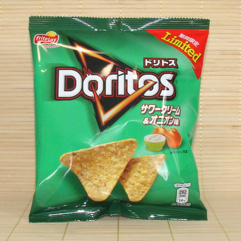 Doritos - Sour Cream & Onion