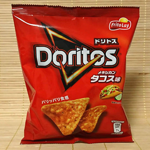 Doritos - Mexican Tacos