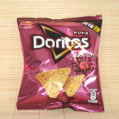 Doritos - Super Strong Sour Plum (Ume)