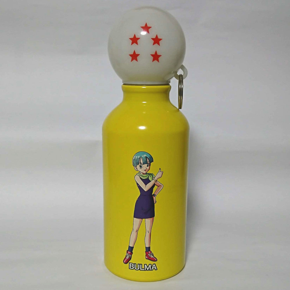 zz-- Dragon Ball Z - Bulma Aluminum Bottle --zz