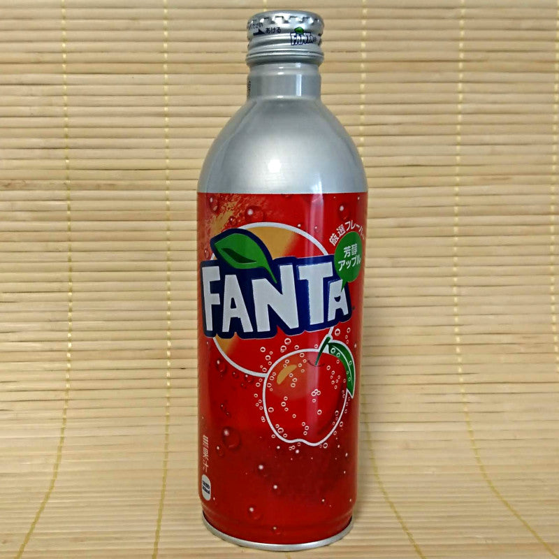 Fanta - Apple Soda