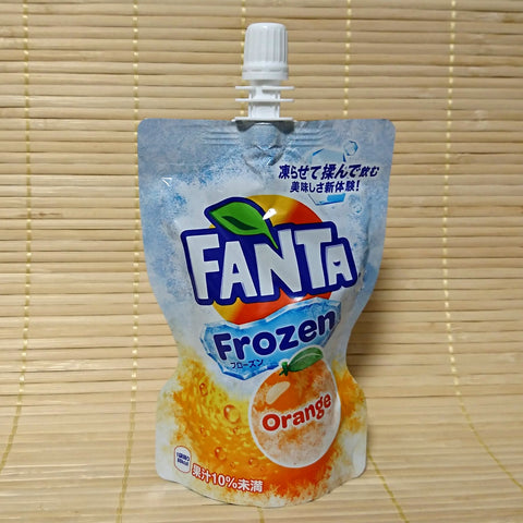 Fanta FROZEN - Orange (Pouch)
