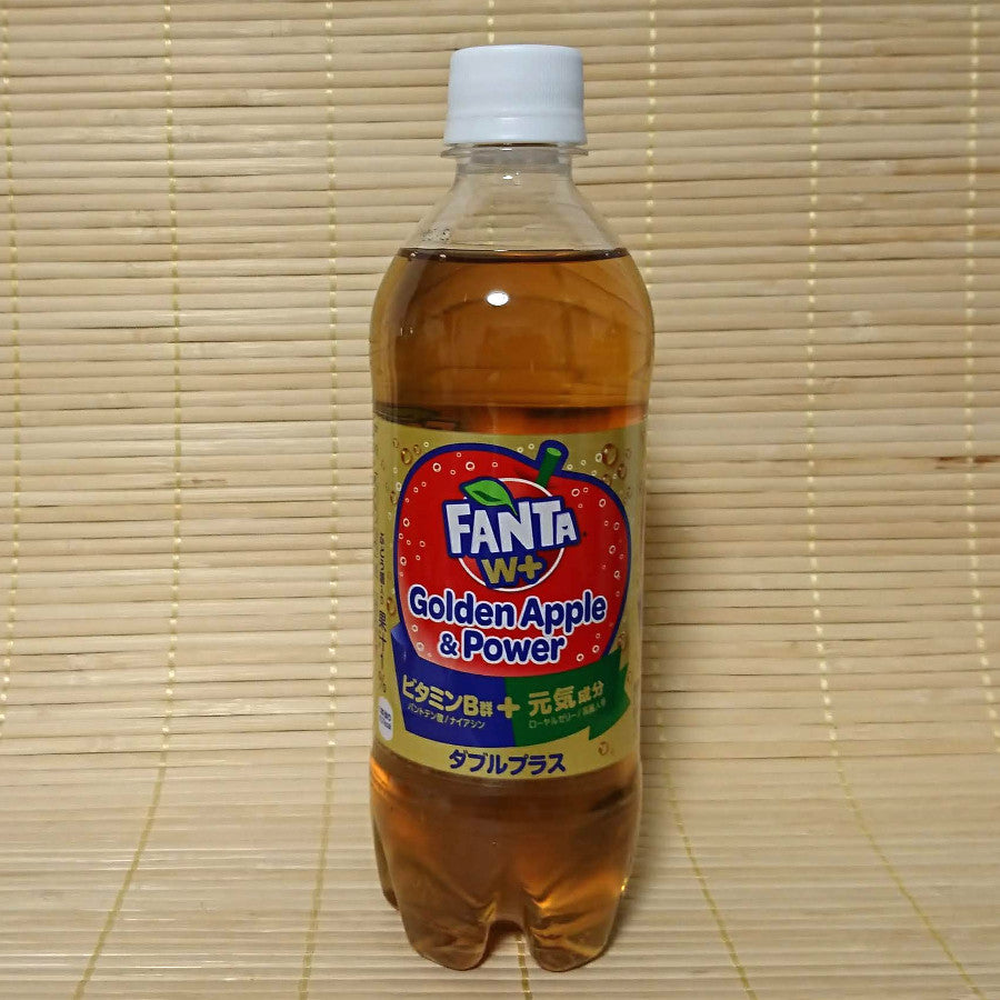 Fanta - Golden Apple & Power Soda