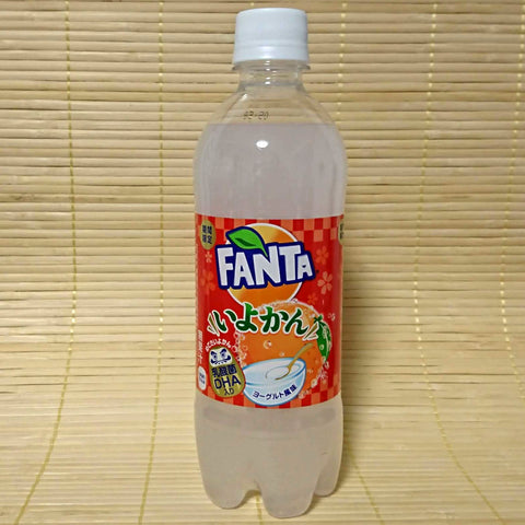 Fanta - Iyokan Orange Yogurt