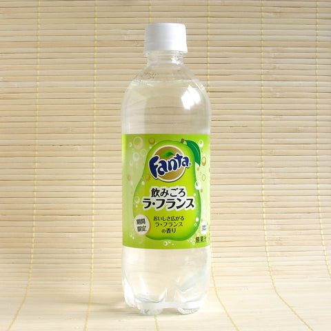Fanta - La France Pear Soda