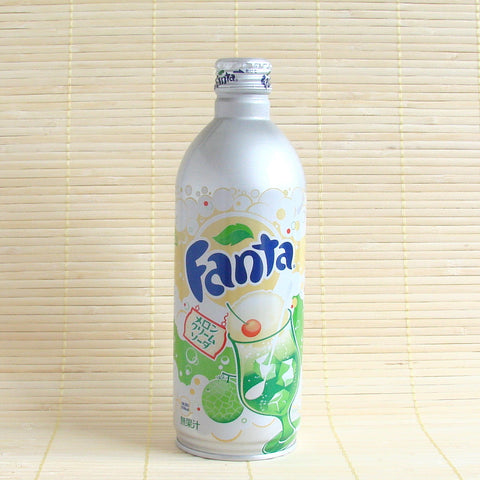 Fanta - Melon Cream Soda