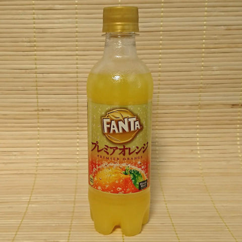 Fanta Soda - PREMIER ORANGE (Minute Maid)
