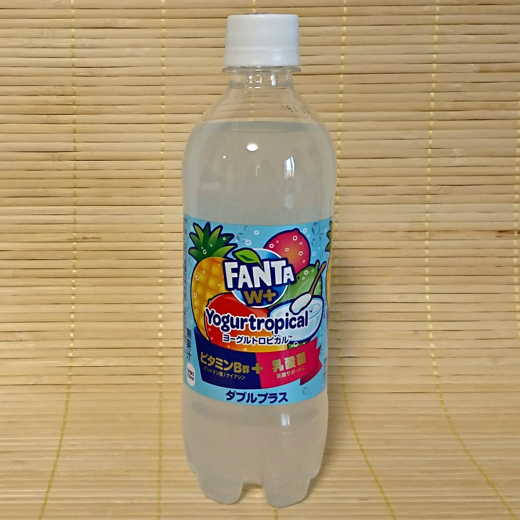 Fanta Soda - Yogurt Tropical