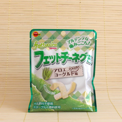 Fettuccine Gummy Candy - Aloe Yogurt