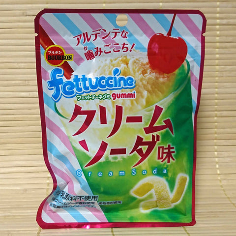 Fettuccine Gummy Candy - Cream Soda