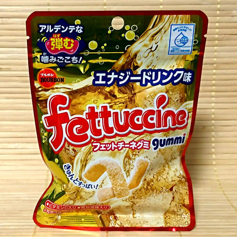 Fettuccine Gummy Candy - Energy Drink