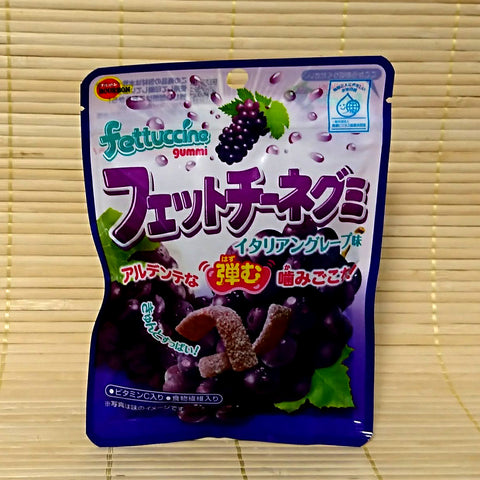 Fettuccine Gummy Candy - Italian Grape