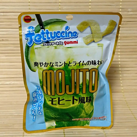 Fettuccine Gummy Candy - Mojito (Lime Mint)