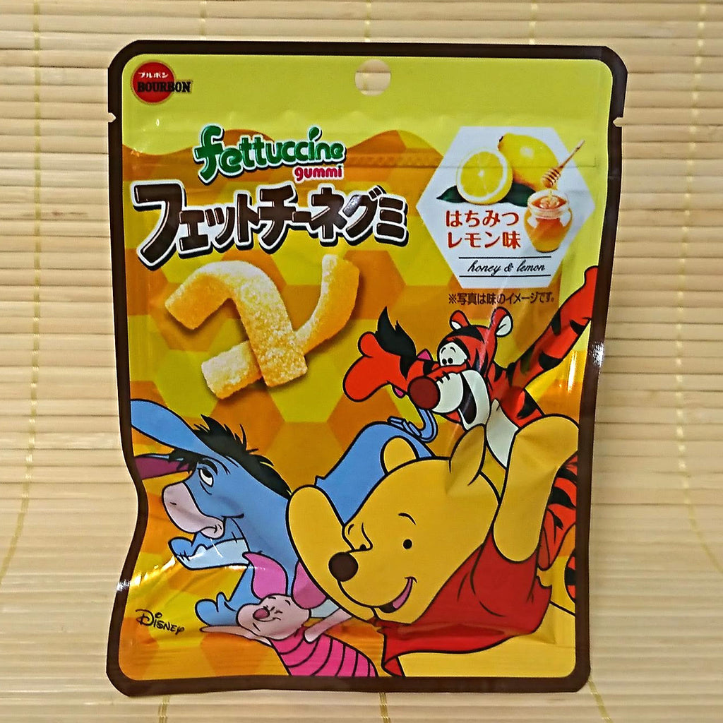 Fettuccine Gummy Candy - Honey Lemon (Pooh Version)