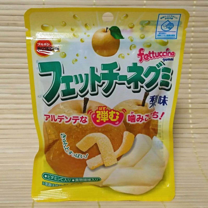 Fettuccine Gummy Candy - Pear