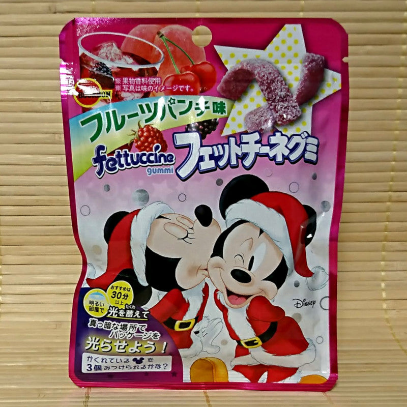 Fettuccine Gummy Candy - Xmas Disney Fruit Punch