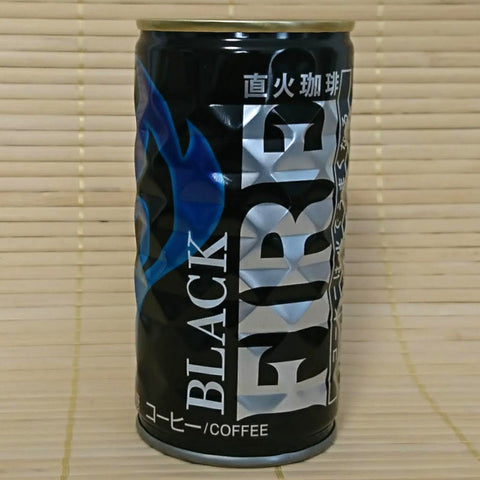 Fire Coffee - Black